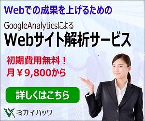 サイト解析サービス